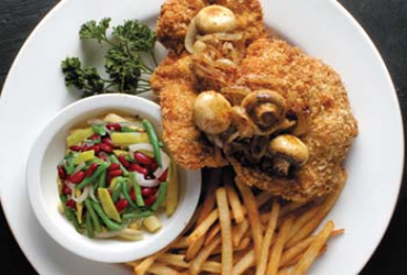 - Buy Any Schnitzel & Get 2nd 50% Off