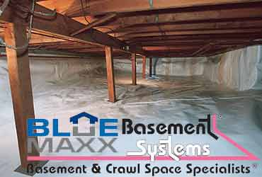 Blue Maxx Basement Systems - 5%OFF  Basement & Crawlspace Repair