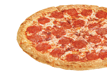 - Large Pizza $7.99