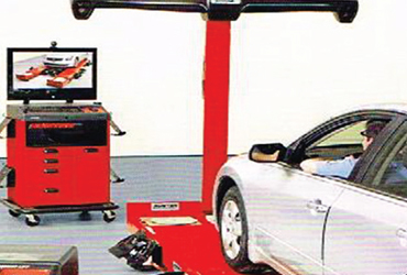 - $10 off Front Wheel Alignment
