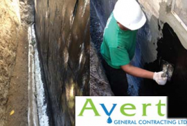 Avert General Contracting Ltd. Coupon