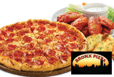 - Pizza Combo $23.99 + Tax