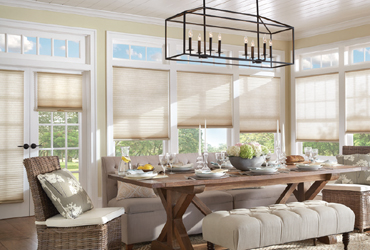 - $350 off Signature Series Blinds