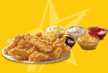 Church's Chicken - Scarborough - 10 Tenders + 3 Dips $11.99