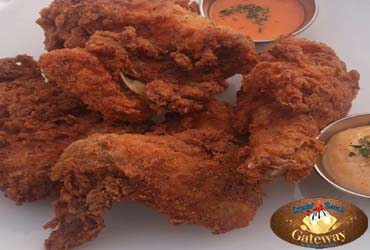 - 50% Off Chicken Combo