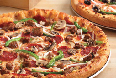 Dominos Pizza Penticton - 50% Off Pizza