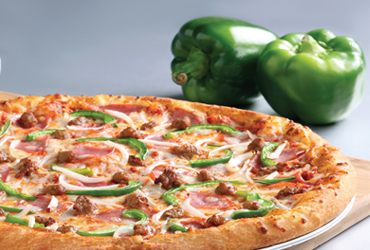 - 50% Off Any Pizza