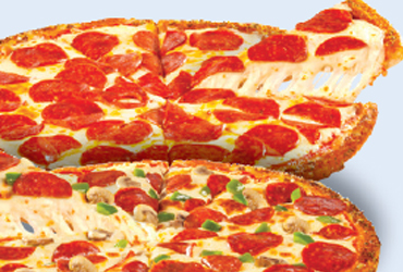 Greco Pizza Dartmouth - $29.99 for 2 large pizzas