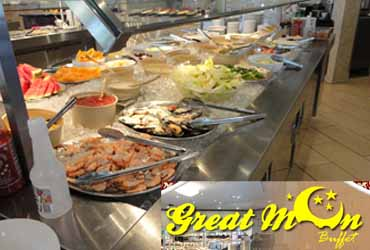 - 2 Lunch Buffets For $15.99 Only
