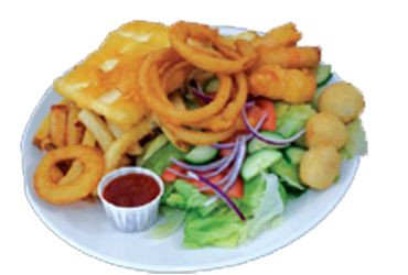 - Fish & Chips 2 For  $15
