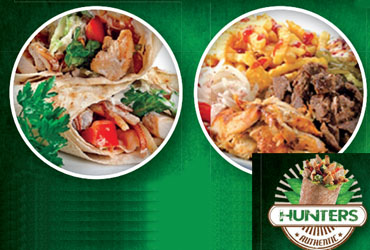 - Chicken or Beef Shawarma For $5.99
