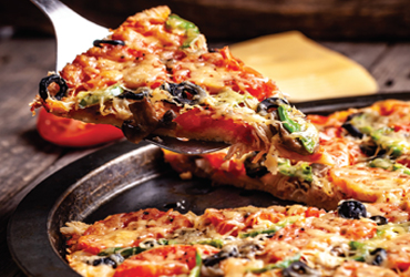- Party Pizza & Wings $44.99 + Tax