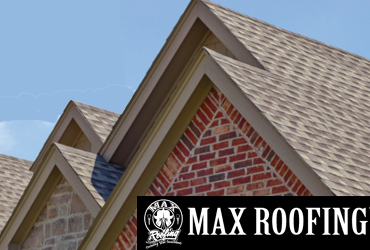 Max Roofing - $500 Off Roofing