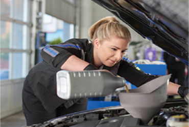 - 10% off Any  Oil Change