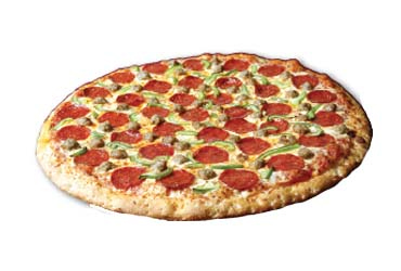 - Pepperoni Pizza $12.99