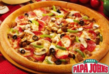 - Large Pizza & 8 ChickenWings $19.99