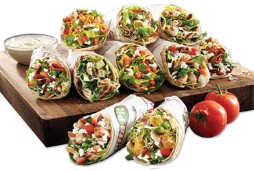 - 10% off Any Catering Order