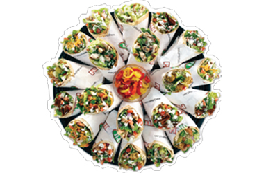 - 10% Off Any Catering platter