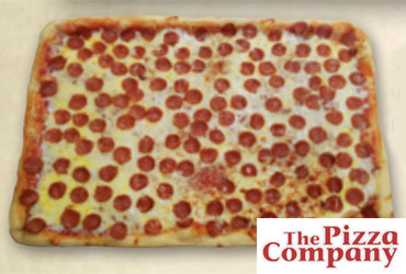 - 24 Slice Pizza With One Item $10.95