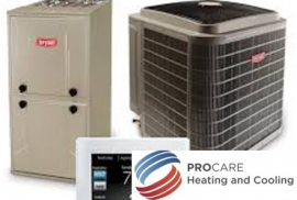 Procare Heating & Cooling Coupon