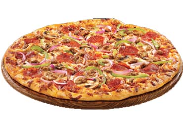 - Large Pizza $10.99 + Tax