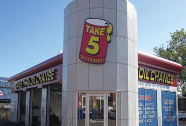 - $7 off - Conventional Oil Change