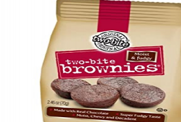 - FREE Two-Bite Brownies