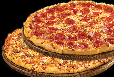 - 2 Medium Pizza $26.99