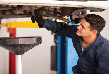 - $25 off at any oil change