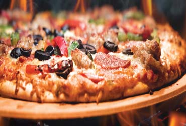 - 30% Off Any Large Pizza