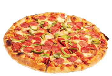 - $21.99 Two Large Pizzas