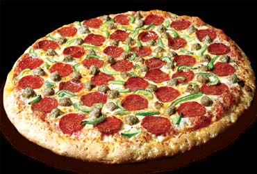 - Large Pizza $29.99 + Tax