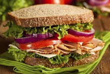 - Any Sandwiches 25% Off