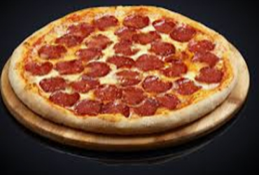 - Large 16 pep.pizza at $9.95 off