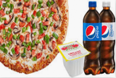 - Large Pizza & Donairs at $24.95 off