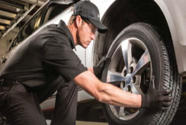 - 15% Off On All Tire Services