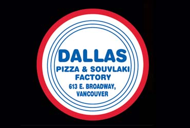 Dallas 2 For 1 Pizza